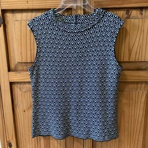 Vince Camuto sweater tank size medium.